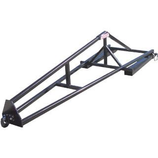 Haugen Construction Truss Jib for Forklifts and Telehandlers
