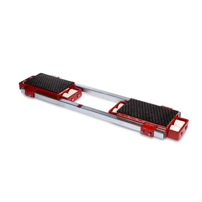 GKS F25 Equipment Dolly - 3-Point Dolly - 39600 Lb. - Rear Only