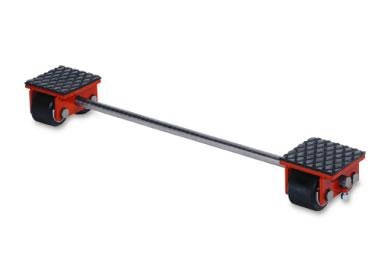 GKS-F3 Equipment Dolly - 3-Point Dolly - 6600 Lb. - Rear