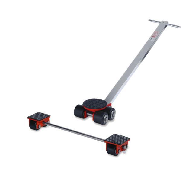 GKS-F3L3 Equipment Dolly - 3-Point Dolly - 13200 Lb. - Set