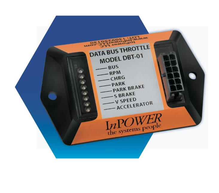 InPower Fast Idle Electronic Throttle Speed Control For Ford Transit - Gas - DBT-LD-02