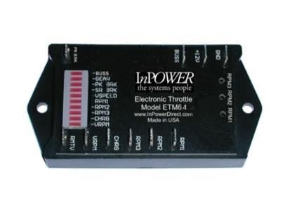 InPower ETM64 Fast Idle Electronic Throttle Speed Control