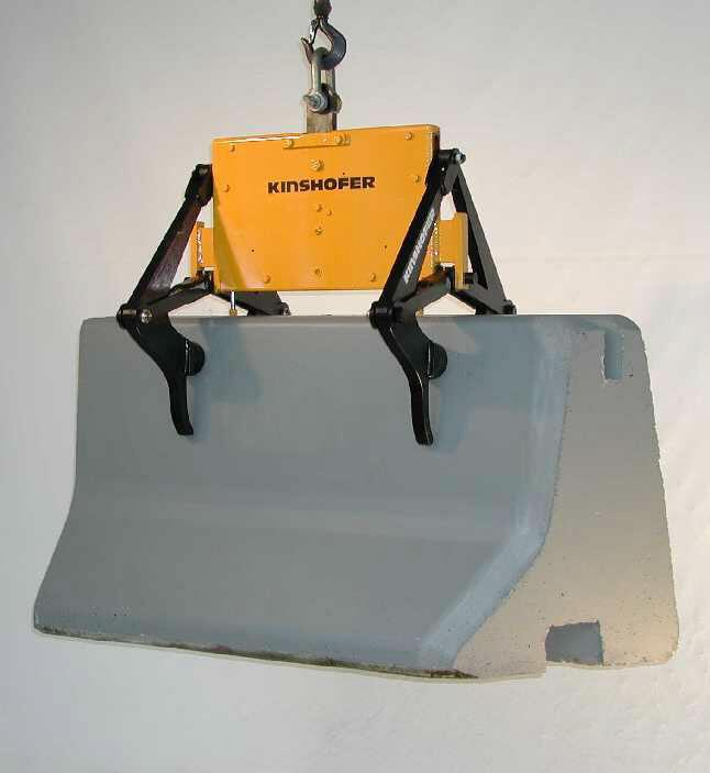 Kinshofer KM932MB Barrier Lifter Shown For Reference Only