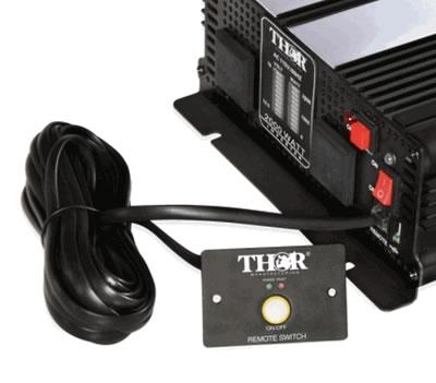 Remote switch for Thor Power Inverters