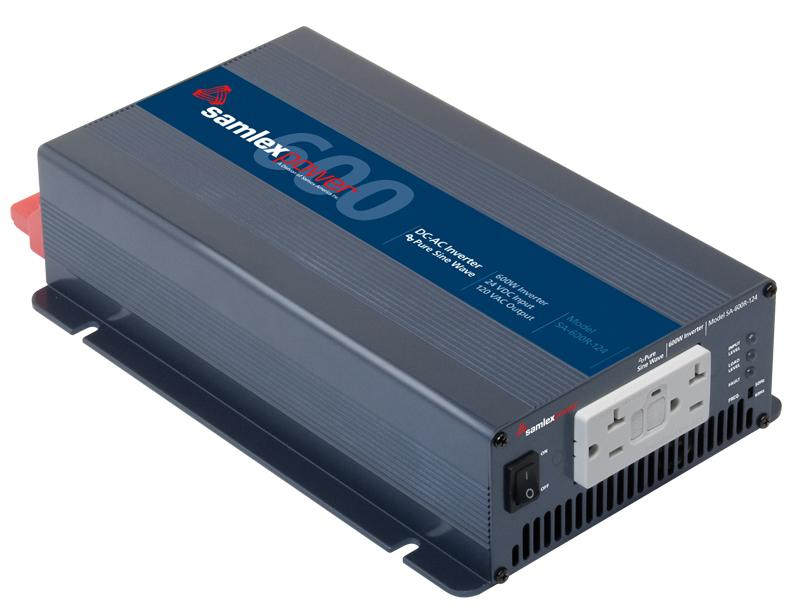 Samlex 600 Watt Pure Sine Wave Inverter
