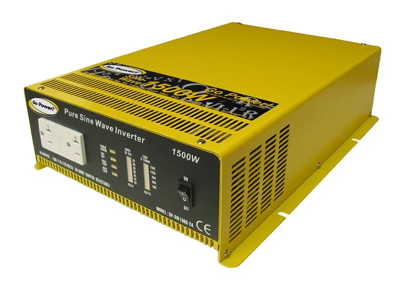 1500 Watt Pure Sine Wave Inverter-24V