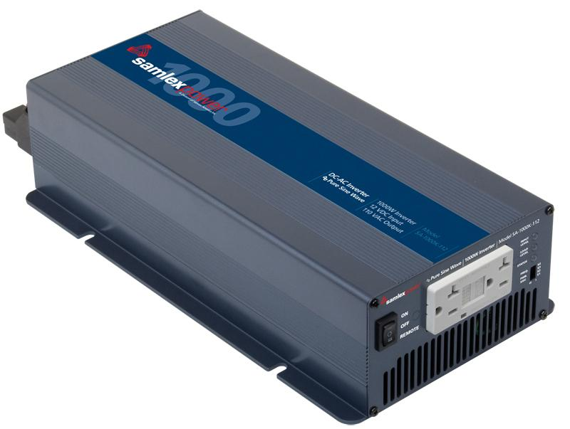 Samlex 1000 Watt True Sine Wave Inverter