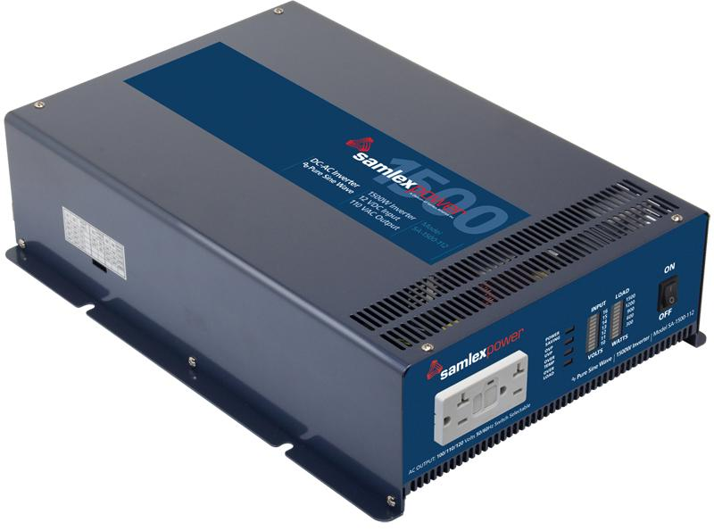 Samlex 1500 Watt True Sine Wave Inverter