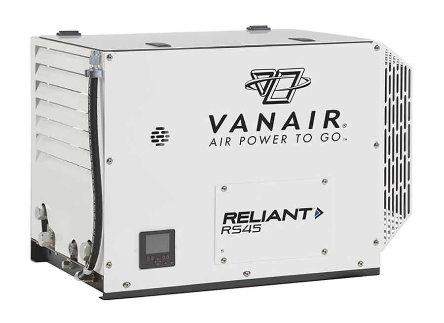 Vanair Reliant RS45 Hydraulic Drive Rotary Screw Air Compressor - 051598