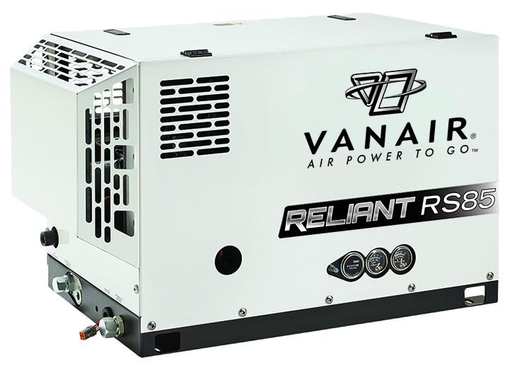 Vanair Reliant RS85 Hydraulic Drive Rotary Screw Air Compressor - 051167